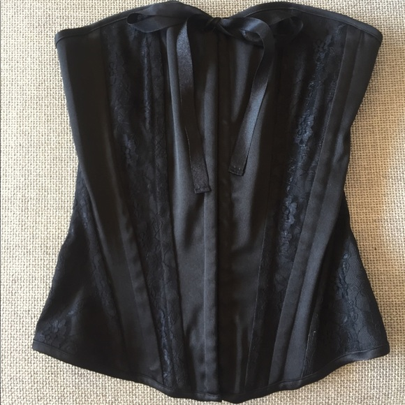 217ab7f902 Charlotte Russe Tops - Y2K Charlotte Russe corset top